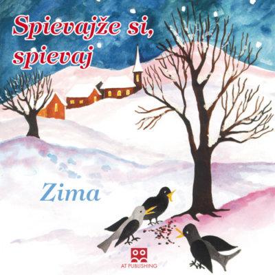 Spievajže si, spievaj – Hudobné CD Zima
